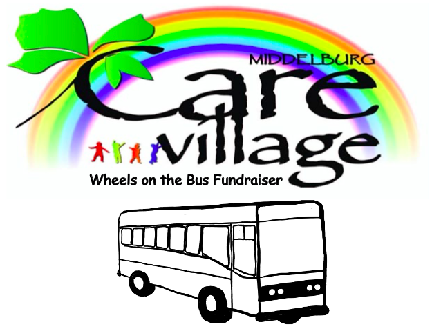 Wheels On The Bus Fundraiser